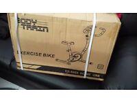 Excersise bike still in box
