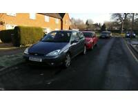 Breaking Focus 1.8 tdci sport mk1