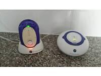 BT baby monitor 200