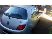 FORD KA LOW MILEAGE QUICK SALE