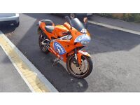 Aprillia rs for sale not yzf dt yz rm if not sold by next weekend will be going on ebay