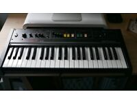 Roland RS-09. Vintage analog string and organ synthesizer.