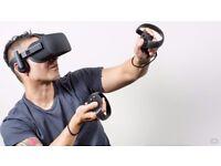 Oculus Rift CV1 - Virtual reality headset - great Christmas gift
