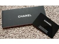 Genuine Chanel sunglasses