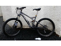 Specialized Stumpjumper FRS mountain bike