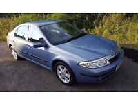 Renault Laguna 1.9dCi 100 Expression Diesel 2004 *04* FULL YEARS MOT*