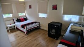 Stylish double studio flat available in Leeds Armley. All Bills inc.