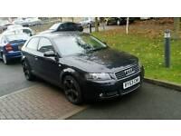 Audi a3 2.0 tdi sline black edition. 190km must see