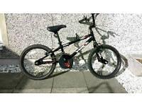 """Boy's 18"""" wheel bike"""
