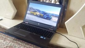 Gaming i5 laptop, 8GB DDR3 RAM, 320GB HD, 15.6 LED Widescreen, Radeon HD 6470 512MB Graphics, Win 10
