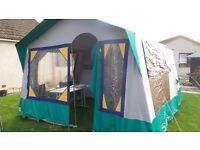Trailer Tent Conway Continental DL (2001)