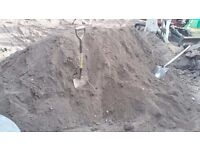 Free top soil about 8 tonne available
