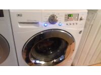 Lg 9kg washing machine can deliver
