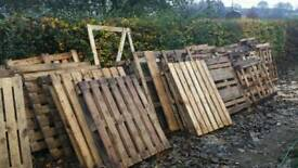 Approx50 pallets for firewood