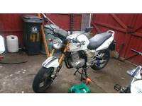 Sinnis 125cc with spare engine