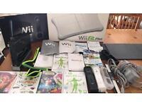 Wii resort & wii fit board