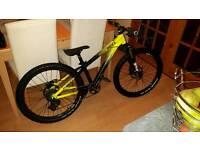 """Boys Mountain bike commencal meta 24"""""""