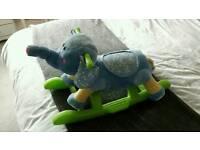 Kiddieland Rocking Elephant Horse