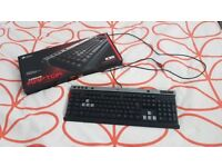 Corsair K30 gaming keyboard