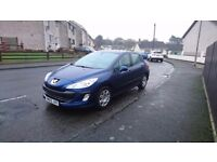 Peugeot 308 full mot not focus golf auris leon 207