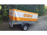 Stema Car Trailer For Sale