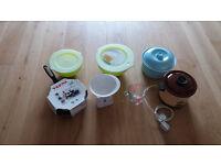 Various cookware items
