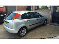 2001 ford focus 1.6 petrol
