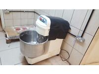 Pizza Shop Equipment 2 Dough Mixers Chip Fryers Pizza Table To Much Equipment To List £2000 ONO