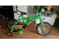 Very good condition dinosaur bike