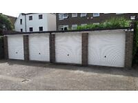 Lock -up Garage at the rear of Parkside, 13-17 Hamilton Road, Ealing, London, W5 2EG