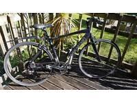 Boardman hybrid race bike bicycle