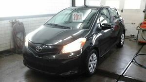 2014 Toyota Yaris LE,AUTOMATIQUE,Bluetooth