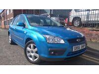 2006 (56 reg) Ford Focus 1.6 TDCi Sport 5dr Hatchback, Warranty & Breakdown Available, £1,095