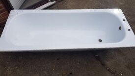 Ex display steel bath
