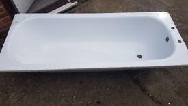 Ex display steel bath
