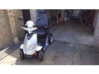 Rascal Vision Scooter, in pristine condition only 50hrs (175 miles on clock) for Quick Sale