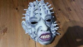 Hellraiser Pinhead Genuine Mask Brand new