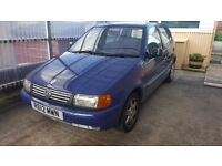 VW POLO 1.4CL SPARES OR REPAIR.