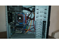 PC Desktop x250 3GH, 6GB RAM , 320HDD, HD4350, 600WAT PSU, COOLERMASTER