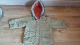 Baby Gap Coat 18-24m