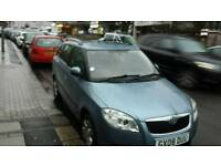 Skoda fabia estate 1.6 automatic petrol