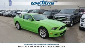 2014 Ford Mustang PREMIUM COUPE