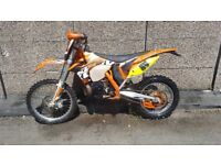 KTM 250 EXC ENDURO NOT 200 300