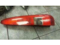 2003 FORD FIESTA TAIL STOP LIGHT DRIVER OFF SIDE REAR