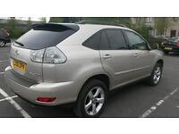 2004 LEXUS RX 300 SE CVT 3.0 V6 **FULL LOADED WITH SAT NAV** 1 YEARS MOT (PART EX ELCOME)