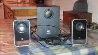 speaker logitech system
