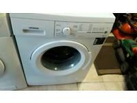 Siemens iQ100 8kg Washing Machine