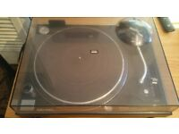 Technics SL-1210mk5 Direct Drive Turntable inc. Dust Cover & Extras