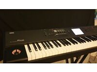 Korg M50 88-key synthesizer in excellent condition