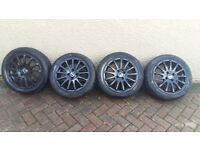 "vauxhall corsa 15"" speedline alloys £40 no offers"